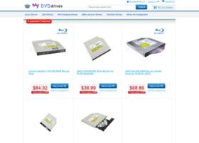mydvddrives.com