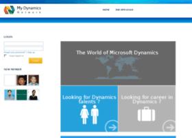 mydynamicsnetwork.com