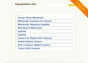 myeglobal.com