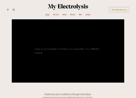 myelectrolysis.co.uk