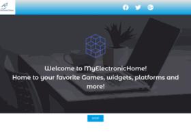 myelectronichome.com