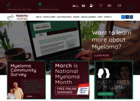 myeloma.org.au