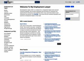 myemploymentlawyer.com