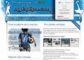 myequipo.com