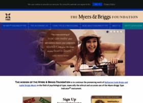 myersbriggs.org
