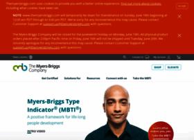 myersbriggsreports.com