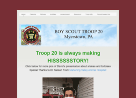 myerstownboyscouts.org