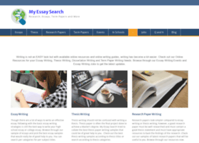 myessaysearch.com