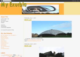 myexurbia.blogspot.com