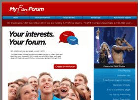 myfanforum.org