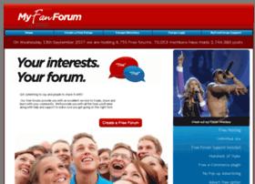 myfanforum.org