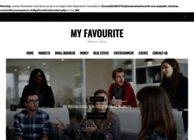 myfavourite.com.au