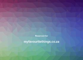 myfavouritethings.co.za