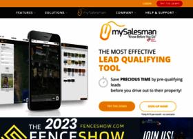 myfence.mysalesman.com