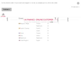 myfinance.citroen.com
