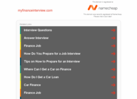 myfinanceinterview.com