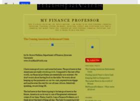 myfinanceprofessor.com