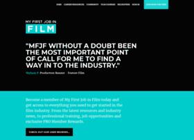 myfirstjobinfilm.co.uk
