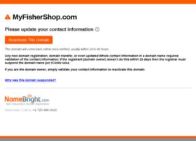 myfishershop.com