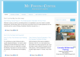 myfishingcenter.com
