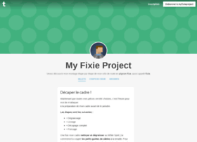 myfixieproject.tumblr.com