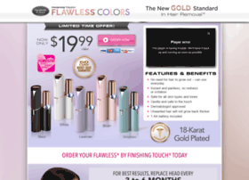 myflawlesscolors.com