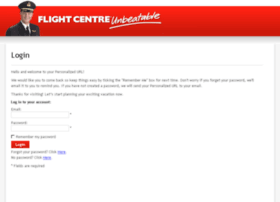 myflightcentre.ca