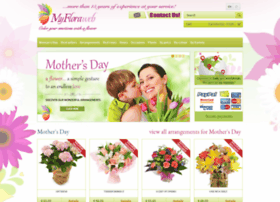 myfloraweb.com