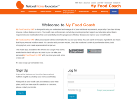 myfoodcoach.kidney.org