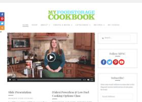 myfoodstoragecookbook.com
