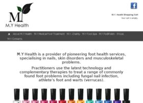 myfoothealth.co.uk