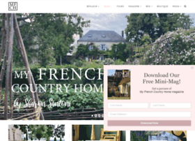 myfrenchcountryhome.blogspot.com