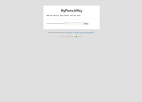 myfrenchway.com