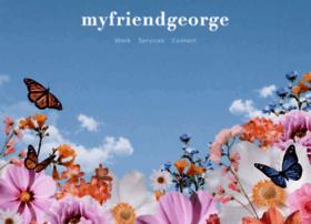 myfriendgeorge.com