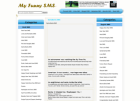 myfunnysms.com
