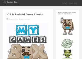 mygamesbox.com