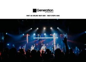 mygenerationchurch.com