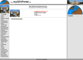 mygeoportal.com
