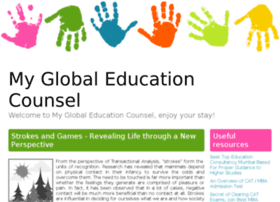 myglobaleducationcounsel.jigsy.com