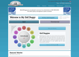 mygolfbuggy.com