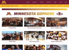 mygophersports.com