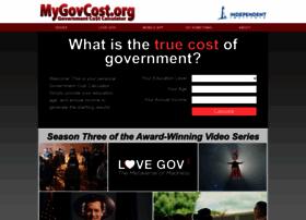 mygovcost.org