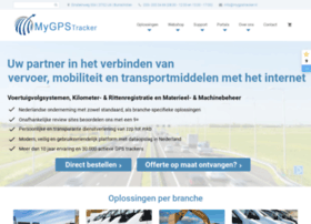 mygpstracker.nl