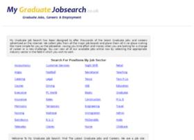 mygraduatejobsearch.co.uk