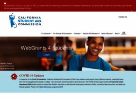 mygrantinfo.csac.ca.gov