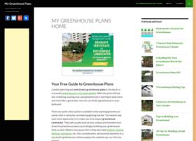 mygreenhouseplans.com