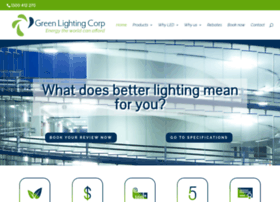 mygreenlightingcorp.com