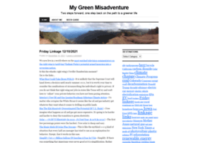 mygreenmisadventure.wordpress.com