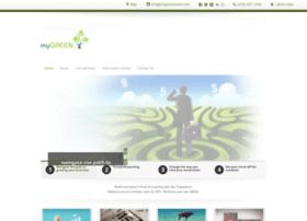 mygreenonline.com
