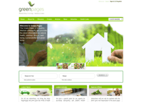 mygreenpages.co.uk